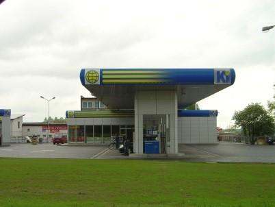 Stacja paliw KI